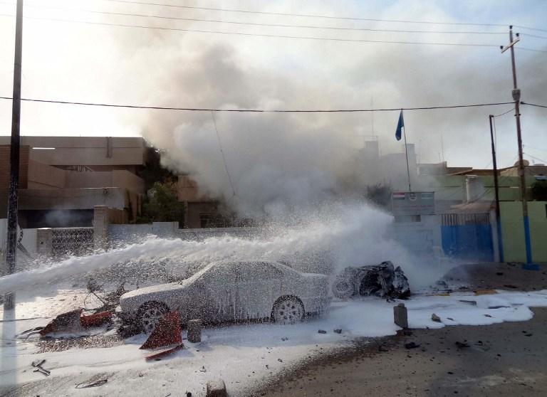 В Ираке прогремели новые взрывы: 10 погибших, 68 раненых