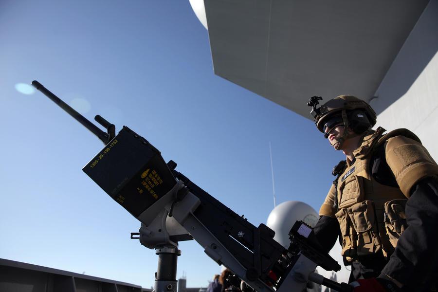 Американские спецназовцы спорят, кто последний выстрелил в Усаму бен Ладена