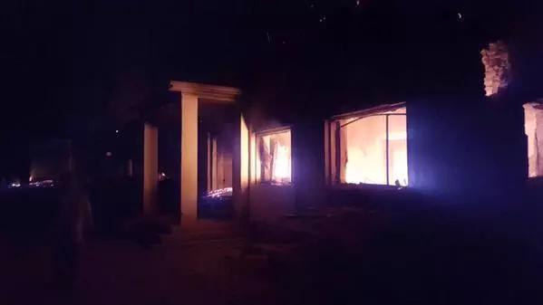 СМИ: США могли нанести авиаудар по больнице «Врачей без границ» в Афганистане