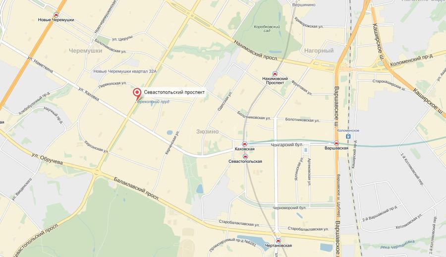 СМИ: Жители Севастопольского проспекта Москвы попали под американские санкции