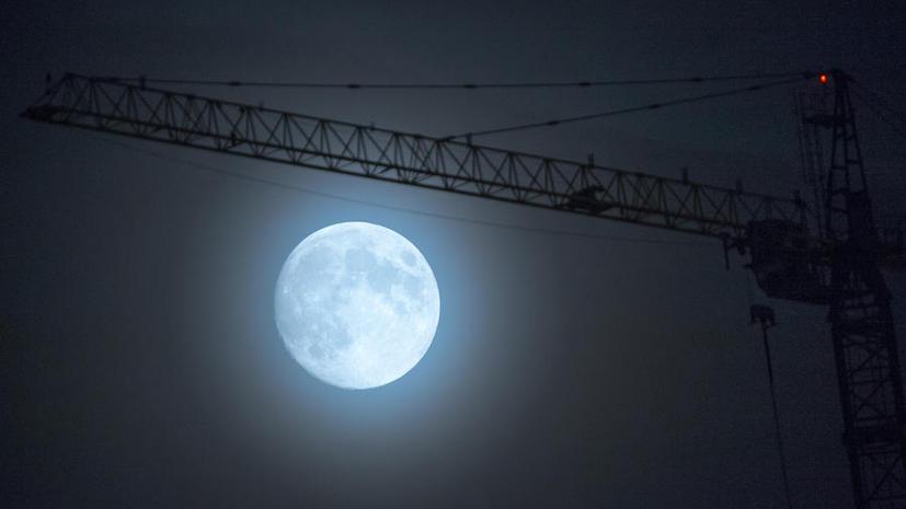 Россия может создать обитаемую базу на Луне