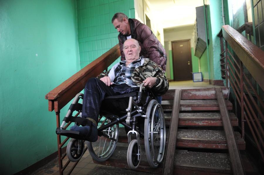 СМИ: В России появится госструктура, в которой будут работать инвалиды