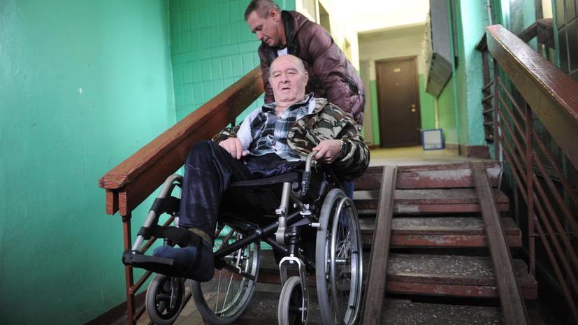СМИ: Работу губернаторов предлагают оценивать по уровню доступности соцобъектов для инвалидов