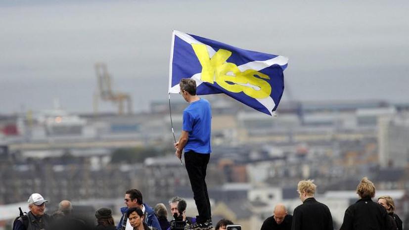 The Guardian: Шотландия может сохранить фунт стерлингов в обмен на британскую базу ядерных ракет
