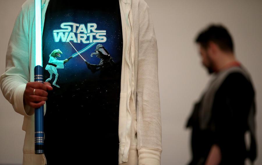 Walt Disney будет выпускать «Звездные войны» ежегодно с 2015 года