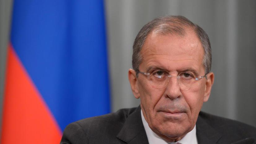 Сергей Лавров: наращивание своего присутствия в АТР имеет принципиальное значение для России