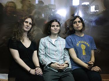 Вашингтон встал на защиту Pussy Riot