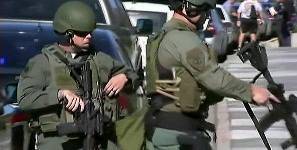 Неизвестные открыли стрельбу у центра соцпомощи в Калифорнии, погибли 14 человек