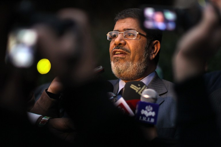 СМИ опубликовали компрометирующее видео египетского президента