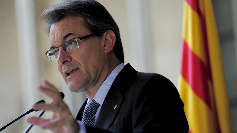 Каталония хочет отделиться от Испании, но остаться в ЕС
