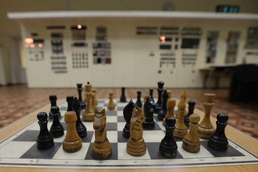 Ход конями: украинцы устроили первую в истории драку на шахматном турнире