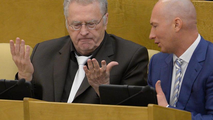 Депутаты ЛДПР разрешат гастарбайтерам говорить на родном языке по необходимости