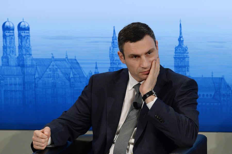 Кличко: Янукович хочет, чтобы оппозиция разошлась по домам