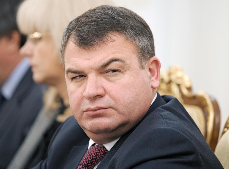 Анатолий Сердюков просит об амнистии