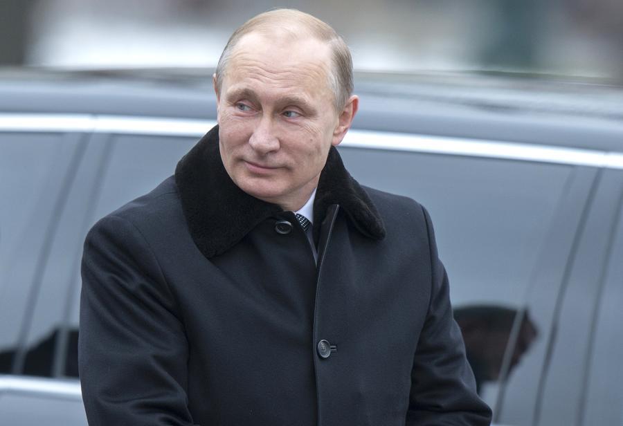 Владимир Путин: РФ перебросила в Крым отряды ГРУ и морской пехоты для разоружения украинских военных