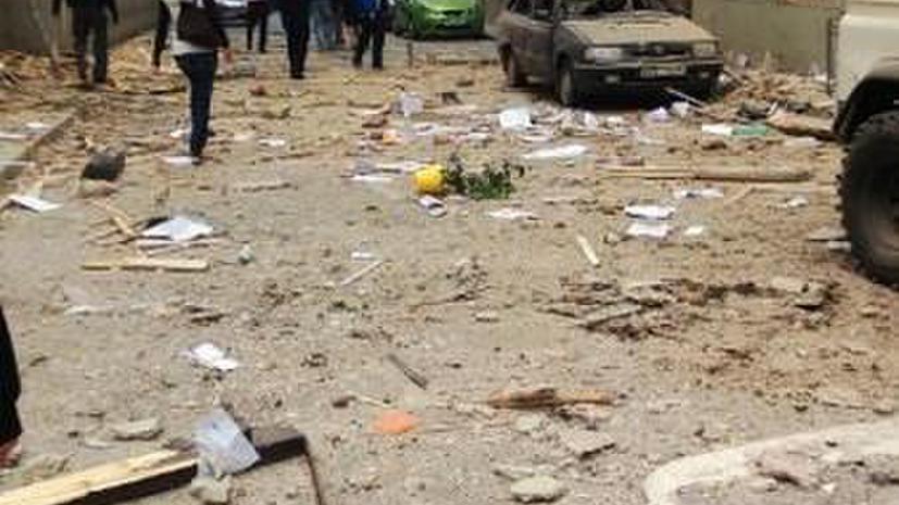 В центре Праги произошел взрыв, 25 человек получили ранения