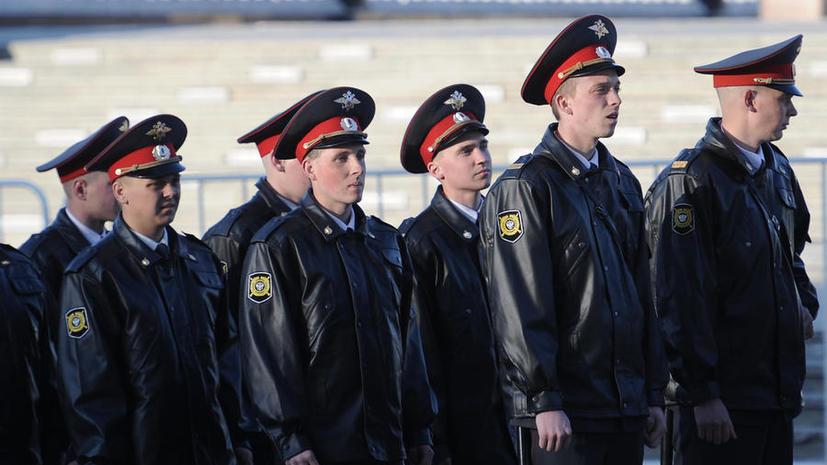 Российские полицейские будут декларировать доходы и имущество