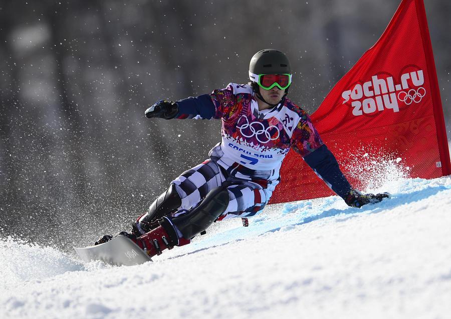 Вик Уайлд принёс России первое в истории золото в сноуборде
