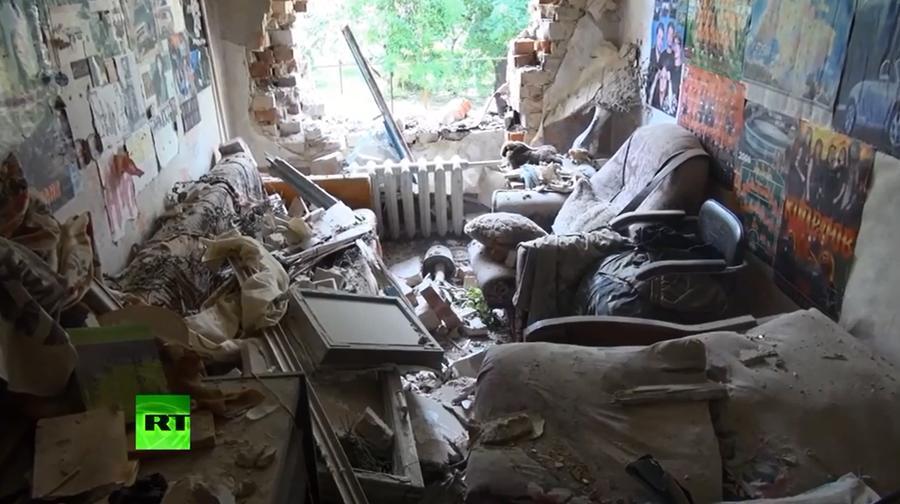 The New York Times: За «победы» украинской армии расплачиваются мирные жители