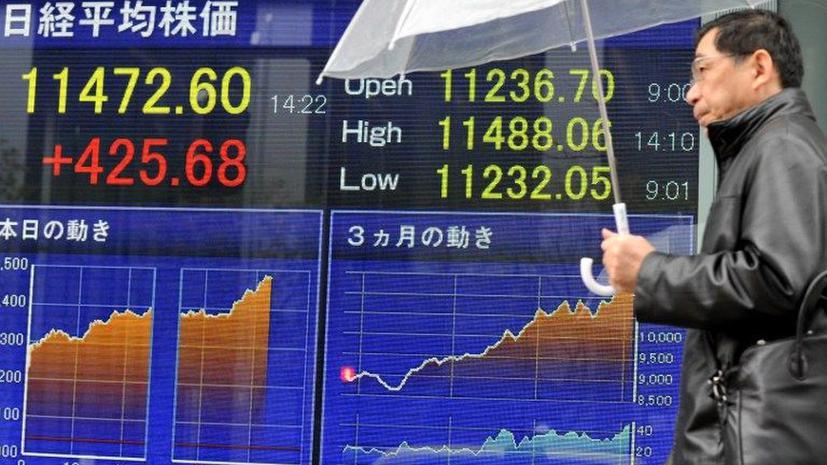 Политика Японии может привести к «валютной войне»