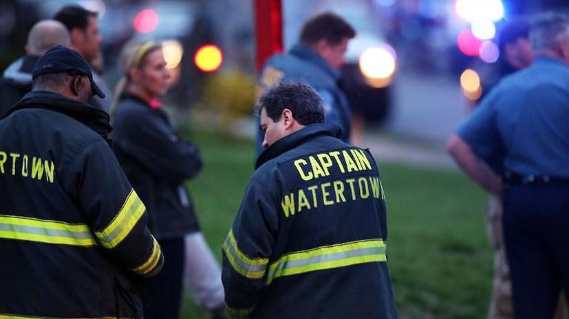 Второй подозреваемый в организации двойного теракта в Бостоне загнан в угол