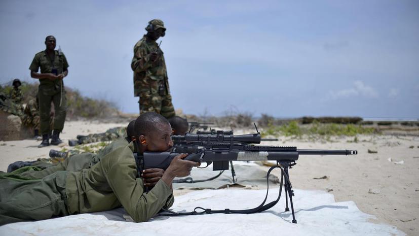 Барак Обама решил помочь властям Сомали поставками оружия