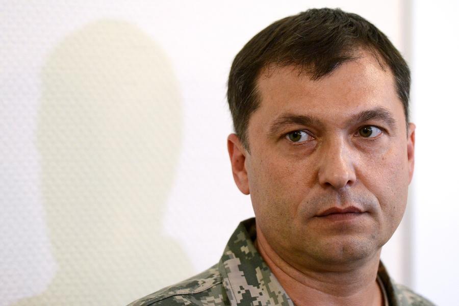 Глава ЛНР Валерий Болотов: Мы не допустим проведения президентских выборов в регионе