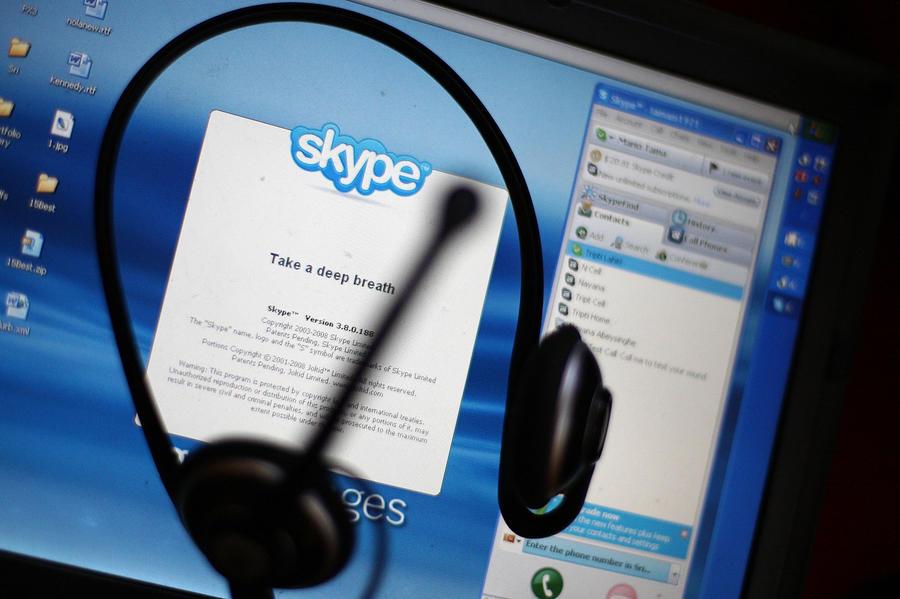 Сотни тысяч пользователей интернета подверглись массовой спам-атаке через Skype