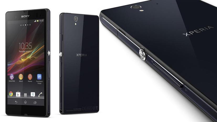 Sony анонсировала водонепроницаемый полупланшет