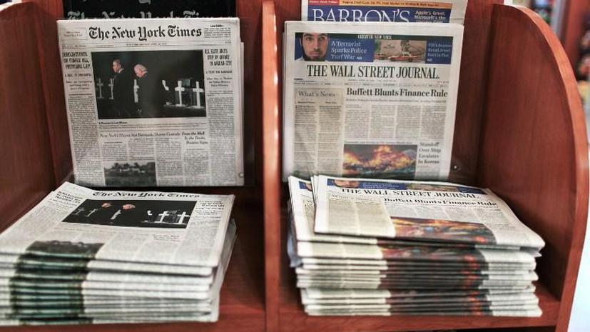 Издание The New York Times обвинили в предвзятом освещении событий в Венесуэле и Гондурасе
