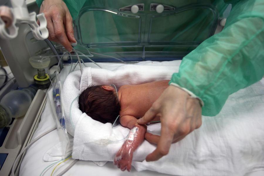 Каждые пять часов в США умирает новорожденный