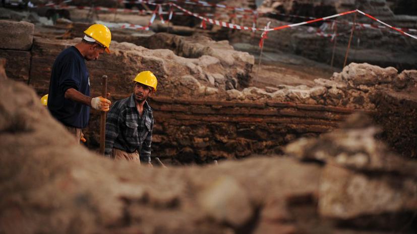 В Болгарии обнаружен старейший город Европы