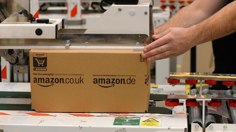 Amazon собирает в сети информацию о своих клиентах и привозит товары ещё до заказа