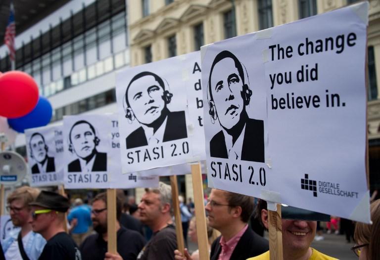 Европа угрожает заморозить договор о свободном обмене данными с США
