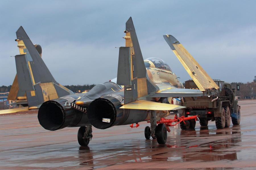 Лётчики Северного флота будут переучиваться для полётов на истребителе нового типа