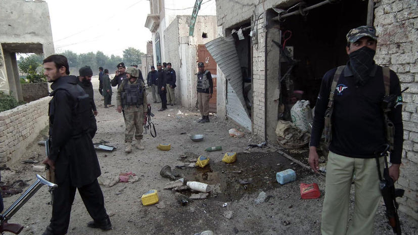 Талибы устроили вооружённое нападение на тюрьму в Пакистане