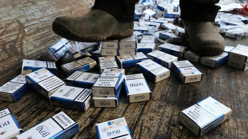 СМИ: Цена пачки сигарет в России может превысить 200 рублей