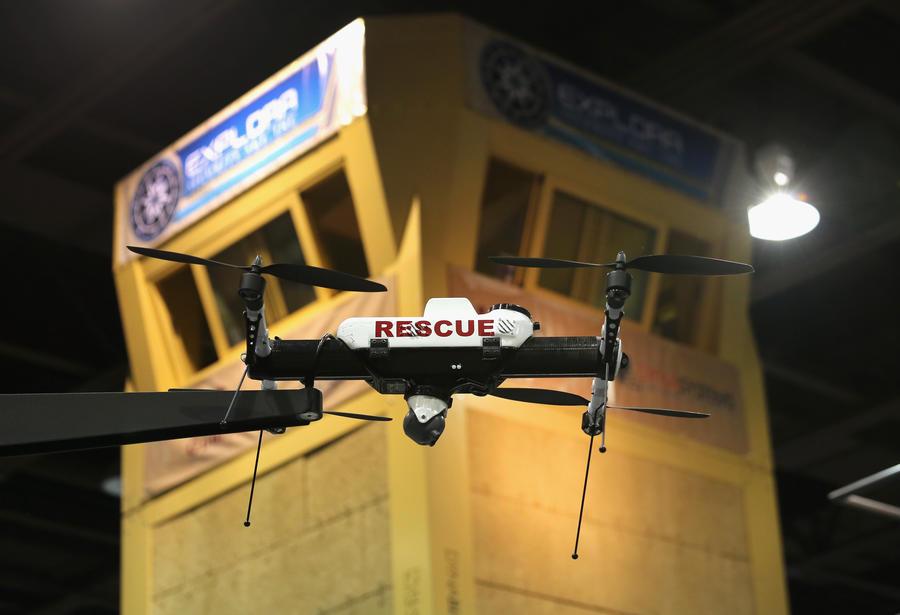 Беспилотники готовятся влететь в повседневную жизнь американцев