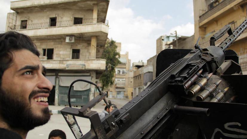 Конфликтующие стороны в Сирии договорились о перемирии для поставок продовольствия мирному населению