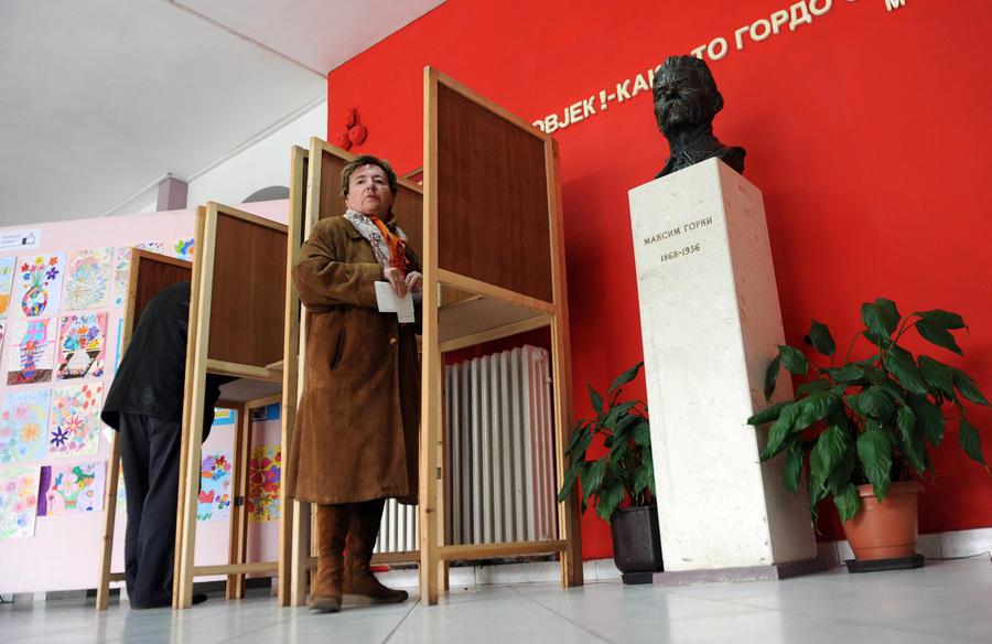 Социалисты провозгласили победу своего кандидата на выборах президента Черногории