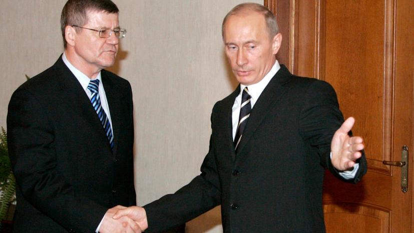 Юрий Чайка: В России действовало 215 «иностранных агентов»