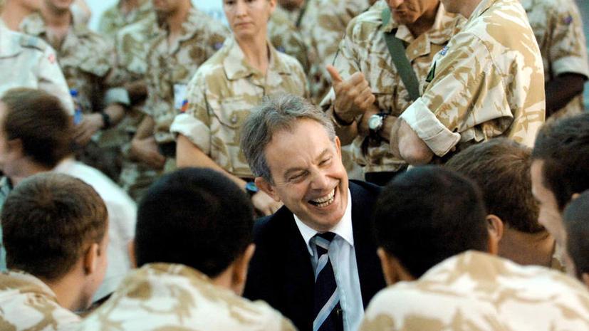 Публикацию документов о военном вторжении Великобритании в Ирак отложили до 2014 года