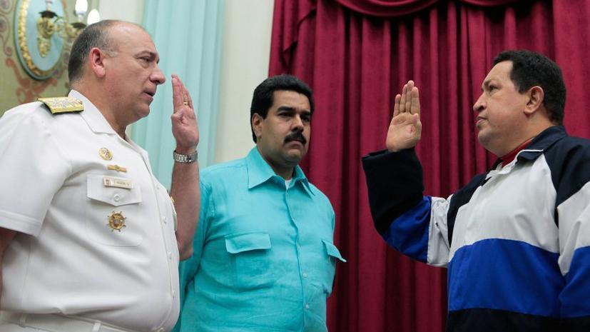 Уго Чавес может пропустить собственную инаугурацию