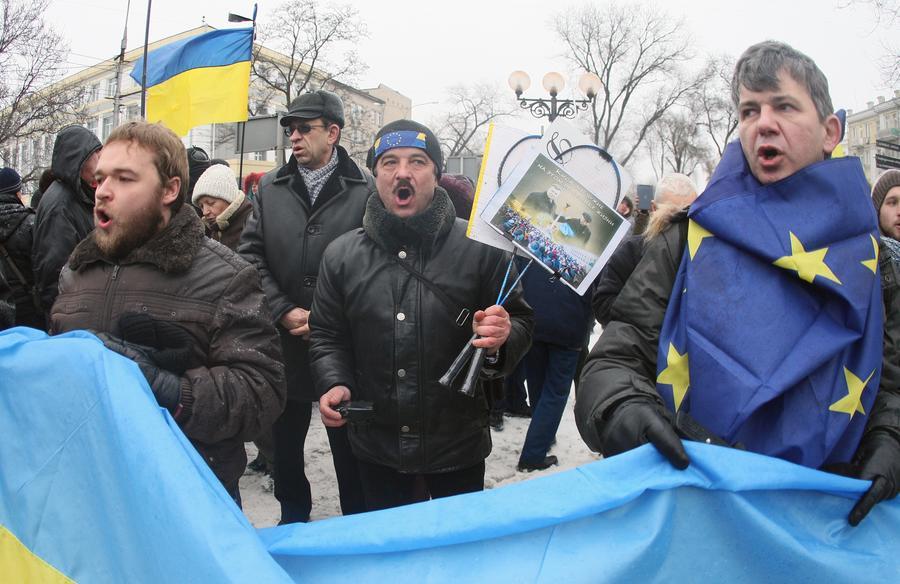 На Украине арестованы более 40 участников захвата Черкасской обладминистрации