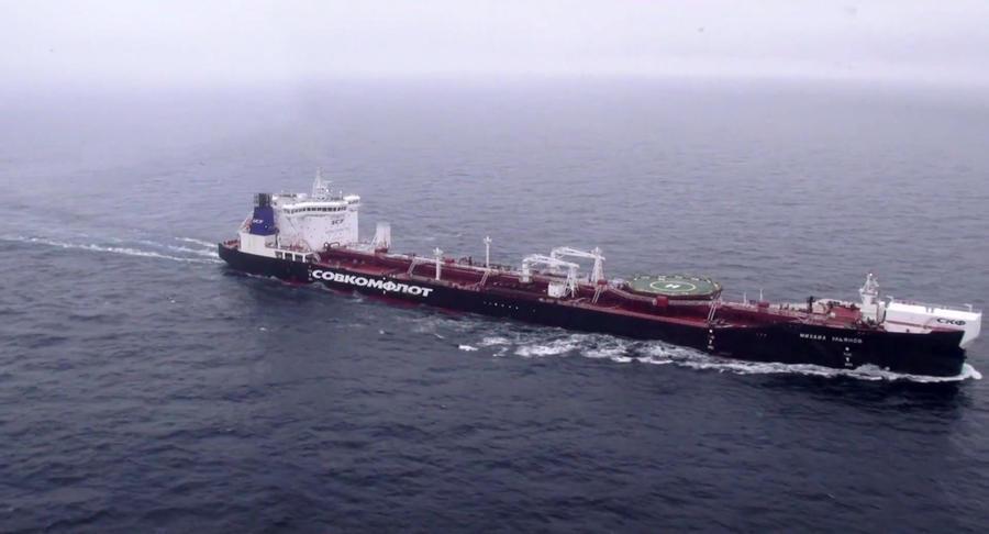 Greenpeace снова пытается саботировать нефтедобычу на «Приразломной»