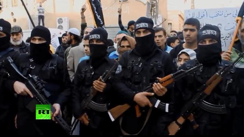 Генерал ВС США: Цель «Исламского государства» — захватить весь мир