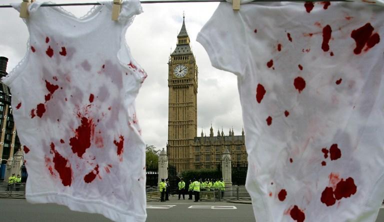 Британские убийцы останутся на свободе: правительство уничтожает образцы ДНК