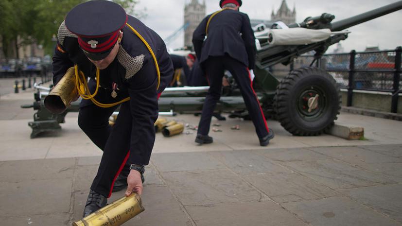 Великобритания поставляет оружие странам, которые критикует за нарушение прав человека