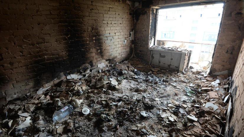 Украинские силовики ночью обстреливали города под Донецком, в Донбасс направлен батальон «Львов»