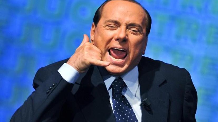 Берлускони подтвердили приговор, но в тюрьму не посадят
